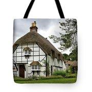 Bluebell Cottage Tote Bag