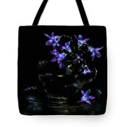 Bluebells Tote Bag by Alexey Kljatov