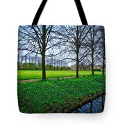 Bluebells In England Tote Bag