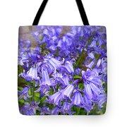 Bluebells Tote Bag