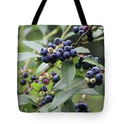 Blueberry Bounty Tote Bag
