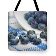 Blueberry - Still Life Tote Bag