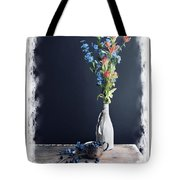Blueberry Table Tote Bag