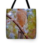 Bluebird 010 Tote Bag