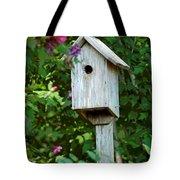 Bluebird Haven Tote Bag
