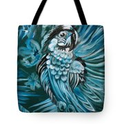 Bluebird Of Happiness Jenny Lee Discount Tote Bag