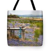 Bluebonnet Lakeshore Tote Bag