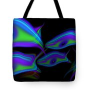 Bluefish2 Tote Bag