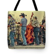 Bluegrass Evening Tote Bag