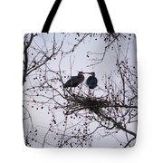 Blueherron Mating Time Tote Bag