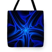 Blueness Tote Bag