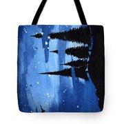 Bluenight Tote Bag