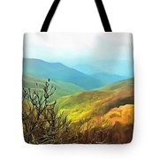 Blueridge - Spring Tote Bag