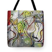 Blues And Rock Tote Bag