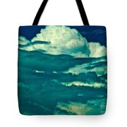 Blues Away Tote Bag