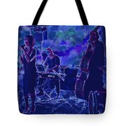 Blues Tote Bag