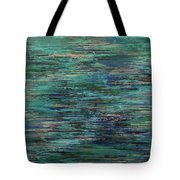 Blues In The Moment Tote Bag