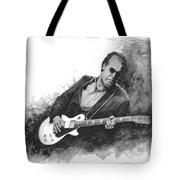 Blues Man Joe B. Tote Bag