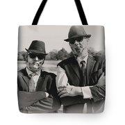 Blues Walkers Tote Bag