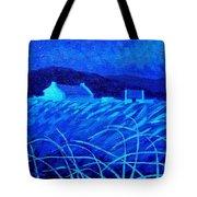 Bluescape Tote Bag