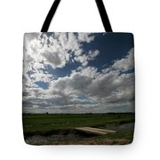 Bluesky Tote Bag