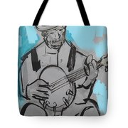 Bluesman Tote Bag