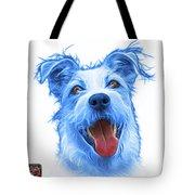 Blueterrier Mix 2989 - Wb Tote Bag