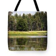 Bluff Lake Ca 12 Tote Bag