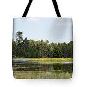 Bluff Lake Ca Island 4 Tote Bag