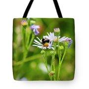 Bluff Lake Ca Wild Flowers 8 Tote Bag