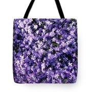 Bluish Carpet Tote Bag