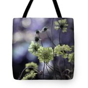 A Meadow's Blur Of Nature Tote Bag