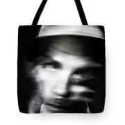 Blurry Mr Kwiecinski Tote Bag