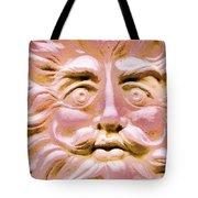 Blushing Sol Tote Bag