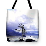 Blustery Tote Bag