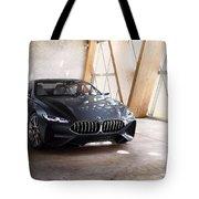 Bmw Concept 8 Series 4k Tote Bag