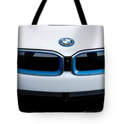 Bmw E Drive I8 Tote Bag by Aaron Berg