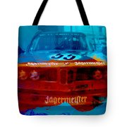 Bmw Jagermeister Tote Bag by Naxart Studio