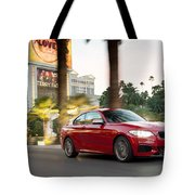 Bmw M235i Coupe Tote Bag