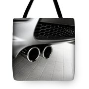 Bmw M3 Exhaust  Tote Bag by Aaron Berg