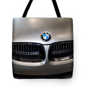 Bmw M3 Hood Tote Bag by Aaron Berg