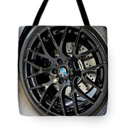 Bmw M3 Wheel Tote Bag by Aaron Berg