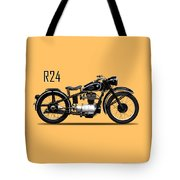 The R24 Motorcycle Tote Bag
