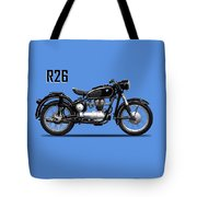 The R26 Motorcycle Tote Bag