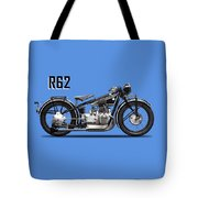 The R62 Motorcycle Tote Bag
