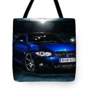 Bmw Series 3 Tote Bag