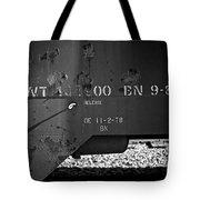 Bn 9-82 Tote Bag