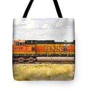 Bnsf Railway Engine Tote Bag
