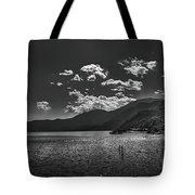 Bnw Lago De Coatepeque - El Salvador V Tote Bag
