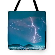 Bo Trek The Poster Tote Bag